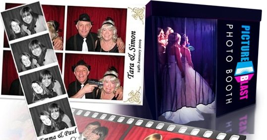north east photo booth hire