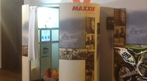 maxxis photo booth