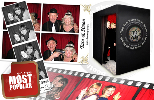 ultimate party photo booths