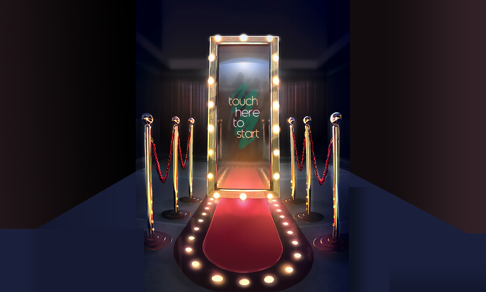 magic mirror Royal Wootton Bassett