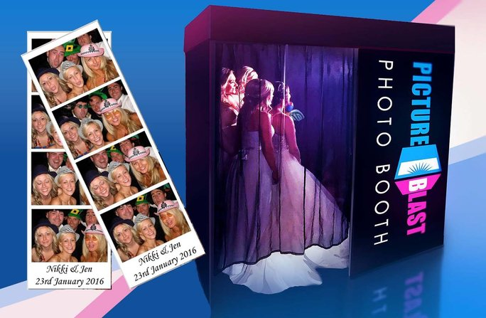 Party Booth - Wedding and Corporate | PictureBlast