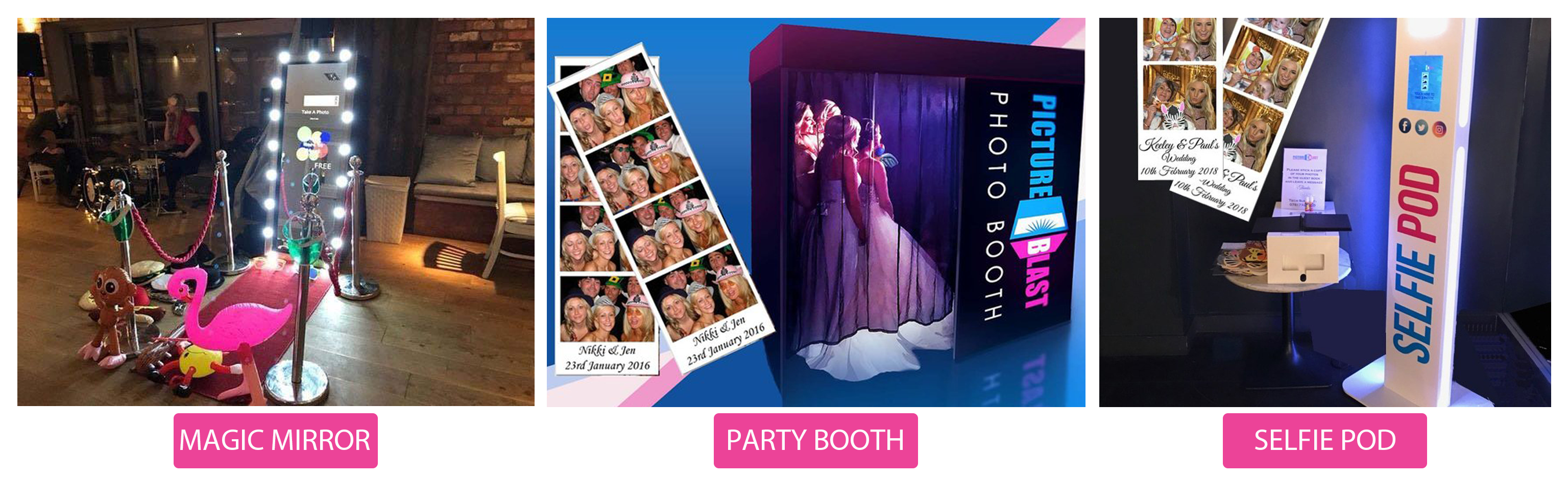 Photo booth hire Coventry